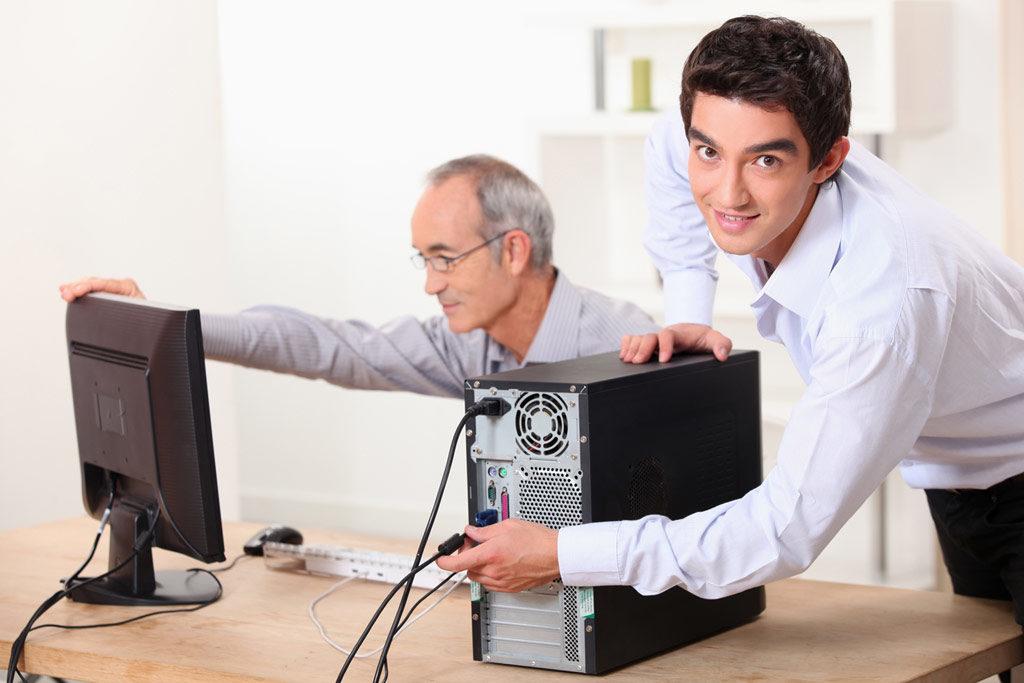 Computer Repairs Salisbury